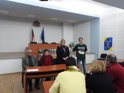 Свищов беше домакин на четири европейски държави по Еразъм +