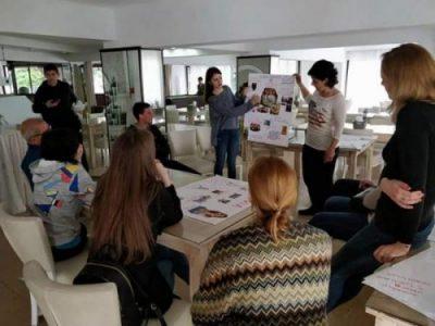 Свищовската професионална гимназия на международен тренинг курс в Кипър