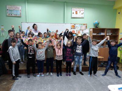 """В СУ """"Димитър Благоев"""" отбелязаха Деня на християнското семейство"""