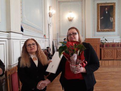 Приключиха честванията по повод 134 години от създаването на първата държавна търговска гимназия в Свищов