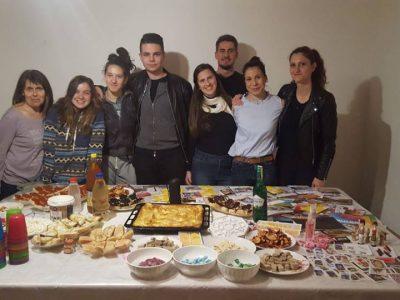 "Ученици от СУ ""Димитър Благоев"" – гр.Свищов посетиха Италия по проект Erasmus +"