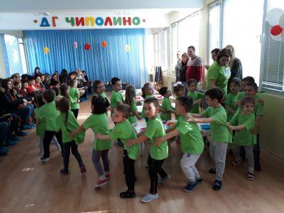 """В ДГ """"Чиполино"""" – гр. Свищов се проведе работна среща на педагози от област Велико Търново"""