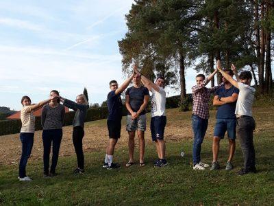 """Ученици от СУ """"Димитър Благоев"""" посетиха Словения като участници в проект """"Facing our future"""" по програма Еразъм+"""