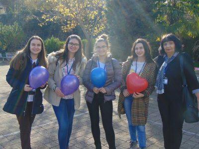 """Ученички от СУ """"Николай Катранов"""" представиха България на международна среща по програма """"Еразъм+"""""""