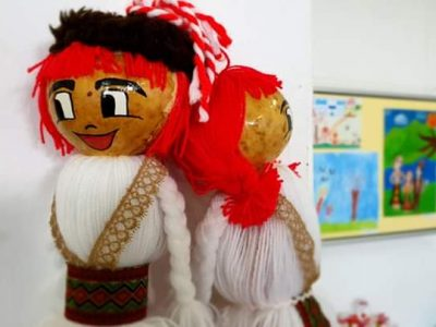 Приключи тазгодишното издание на конкурса на община Свищов посветен на традиционния български празник Баба Марта.