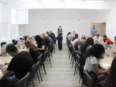 По-голямата част от кандидат-студентите в Свищовската академия избраха присъствения изпит пред дистанционния вариант