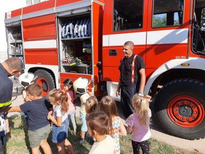 На 14 септември в Свищов бе отбелязан професионалният празник на пожарникарите