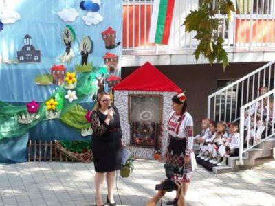 Новата учебна година започна организирано за всички детски градини и учебни заведения на територията на община Свищов