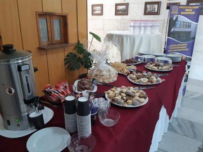 """Кафе-пауза в Община Свищов  Кръгла маса """"Библиотеките днес и тяхното бъдеще"""""""