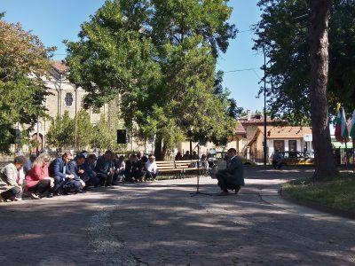 Свищов отбеляза 112 години от обявяването на Независимостта на България