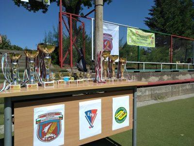 """Отборът на """"Дунав Свищов"""" стана шампион по хокей на трева в І-ви турнир по хокей на трева за купа """"Байкал"""" за деца"""