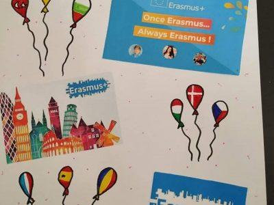 """#ErasmusDays Еразъм Дни 2020 в СУ """"Николай Катранов"""""""