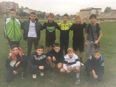 Победа за катрановци в турнир по футбол