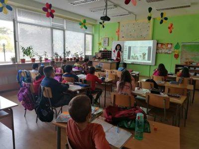 Темата за здраве продължава да вълнува и децата
