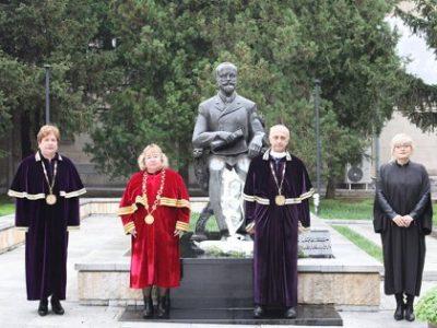 """Стопанска академия """"Д. А. Ценов"""" – Свищов навлиза в 85-ата си година"""