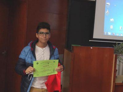 Отлично представяне за катрановци в национален STEM конкурс