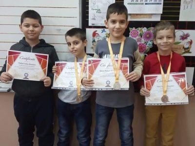 """Отличие от Международно състезание """"Математика без граници"""" за учениците от СУ """"Н. Катранов"""""""