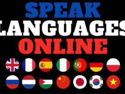 Усвояваме разговорно чужд език в безплатна международна мрежа