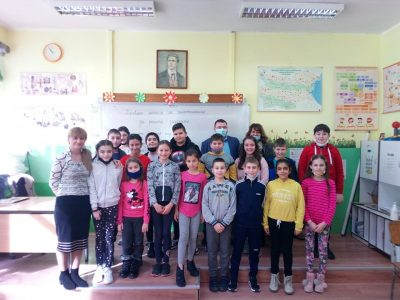 Радославовци на среща с д-р Генчо Генчев – кмет на Община Свищов