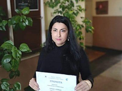 """Учител от СУ """"Николай Катранов"""" с награда за развитие на електронното обучение"""