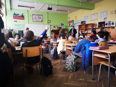 """Кметът на  Свищов д-р Генчо Генчев даде началото на инициативата """"Един час с кмета"""""""