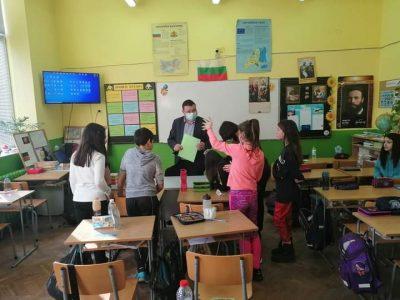 """Четвъртокласниците от СУ """"Николай Катранов"""" са сред най-добрите в областта на външното оценяване"""