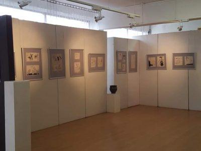 Изложба, посветена на Александър Божинов