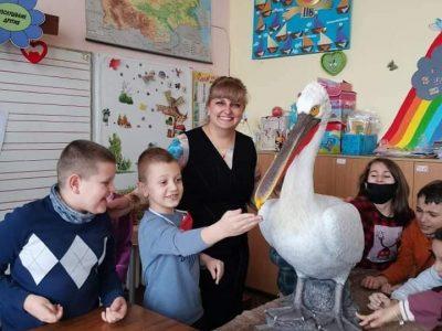 """Природата в училище и училището сред природата"""" в СУ """"Н.Катранов"""""""