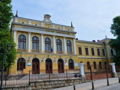 Академичното ръководство поздрави първото търговско училище в България по повод 136-та му годишнина