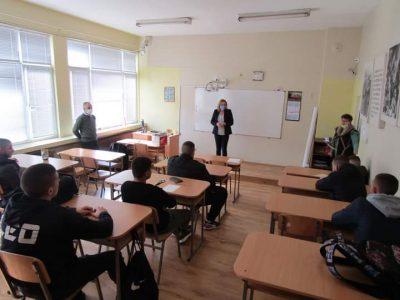 """СПГ """"Алеко Константинов"""" възобнови дейностите по проект  """"Европейска мобилност за инвестиция в бъдещето"""" по Програма """"Еразъм+"""""""