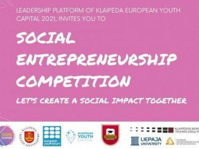 Възможност за участие в международно студентско състезание в областта на социалното предприемачество