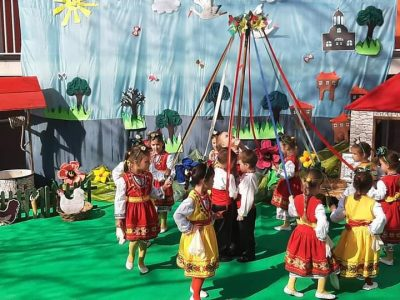 Лазаровден в детските градини