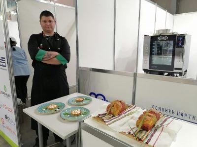Ученик от СПГ в Топ 10 на младите хлебар-сладкари в България