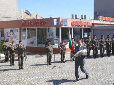 Академичната общност участва в честването на Деня на храбростта и празник на Българската армия