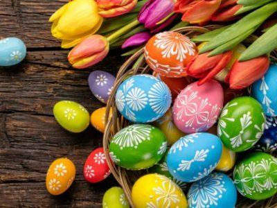 Приветствие на Ректора по случай Великденските празници
