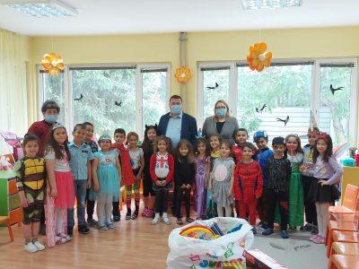 Празнуваме 1 юни- Международния ден на детето
