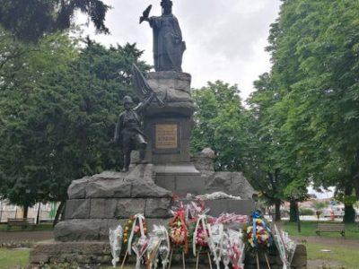 Академичната общност почете паметта на Ботев и загиналите за свободата на България