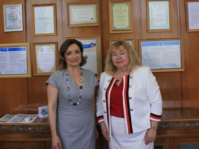 Посланикът на Италия гостува в Свищовската академия