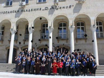 """С тържествени церемонии в Стопанска академия """"Д. А. Ценов"""" се дипломира випуск 2020 в ОКС """"бакалавър"""""""