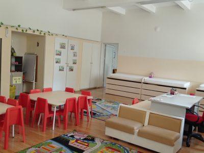 Модернизиране и обновяване на материалната база в детските градини на територията на община Свищов