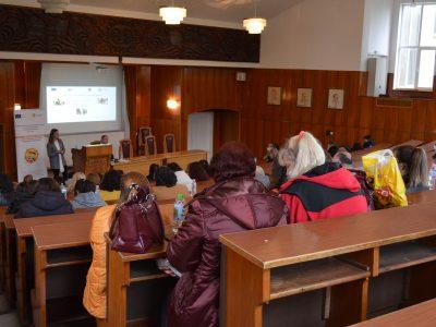 Кампания за активно приобщаване в системата на предучилищното образование се проведе в Свищов